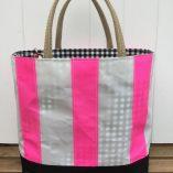 Shocking pink stripe 2